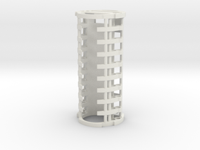 GCM124-01-IGM - Igniter Mini / Spark + 18650 cell in White Natural Versatile Plastic