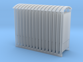DSB Reklame Panel 15  1:160 in Smooth Fine Detail Plastic