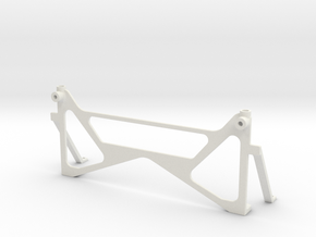 DaempferbrueckeSTL in White Natural Versatile Plastic