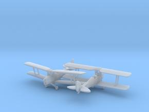 1/200 de Havilland DH82 Tiger Moth in Smooth Fine Detail Plastic
