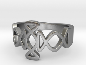Igraine Ring Size 6 in Natural Silver
