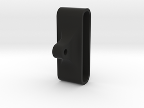 Phone Holder 3 in Black Natural Versatile Plastic