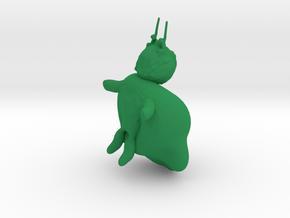 Loki G in Green Processed Versatile Plastic
