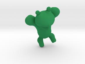Kermit 2 in Green Processed Versatile Plastic