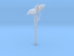 Dark Knight Raven Hammer in Smooth Fine Detail Plastic