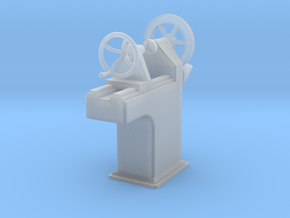 Thread Cutter O Scale 1/48 in Smooth Fine Detail Plastic