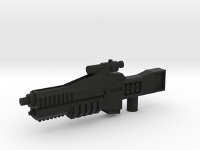 Cybetronian Phaser in Black Strong & Flexible