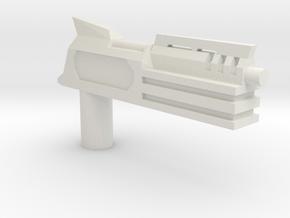 Cybertronian Auto 9 in White Natural Versatile Plastic