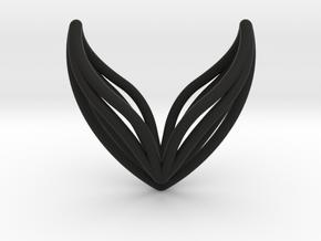 sWINGS Bold in Black Natural Versatile Plastic