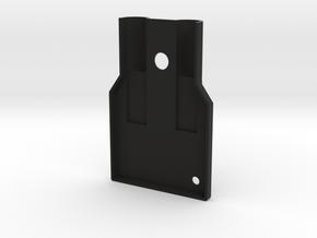 KG 13 Cable Cover in Black Natural Versatile Plastic