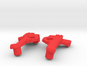 Generations Skids Add-on Parts in Red Strong & Flexible Polished