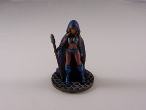 Human Mage - Character - Full Color Sandstone in Full Color Sandstone