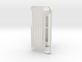 Structure Sensor iPhone 6 Case by Guido De Martino in White Strong & Flexible