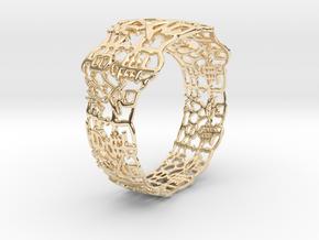 PAN Bracelet D64 RE115s3A10m25M45FR011-plastic in 14K Yellow Gold