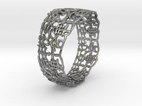 PAN Bracelet D64 RE115s1A10m25M45FR041-plastic in Natural Silver
