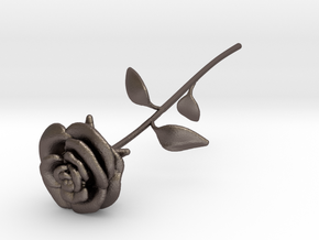 Rose in Stainless Steel