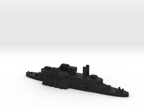 1/600 USS Lafayette in Black Natural Versatile Plastic