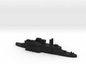 1/600 USS Lafayette in Black Strong & Flexible