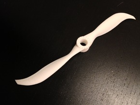 printedprop fixed 6x3 in White Natural Versatile Plastic