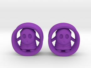 "Shy Guy 9/16""G Set in Purple Processed Versatile Plastic"