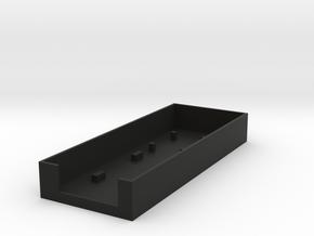 M2G Case in Black Natural Versatile Plastic