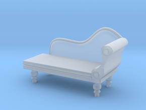 Victorian Lounge in Smooth Fine Detail Plastic