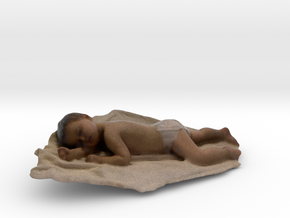 Baby in Full Color Sandstone