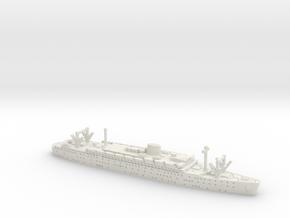 Oceania 1/2400 in White Natural Versatile Plastic