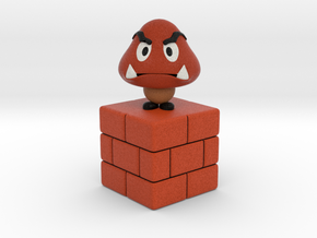 Goomba-Goomba in Full Color Sandstone