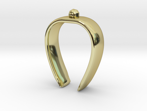 Paper towel Clip in 18K Gold Plated