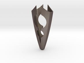 Longsword Chape (plain) in Stainless Steel
