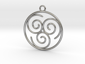 Avatar the Last Airbender: Air in Natural Silver