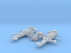 Opressor Kit in Smooth Fine Detail Plastic