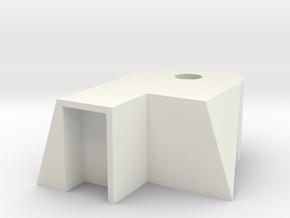 Bunker 2 in White Strong & Flexible