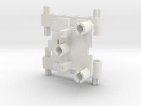 EXTENDER Minikit V5 in White Natural Versatile Plastic