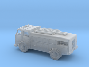Pegaso-1090-Comet-Bombero-Z in Smooth Fine Detail Plastic