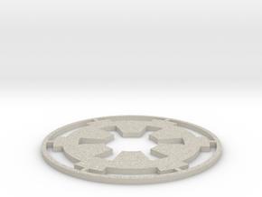 "Imperial Coaster - 4"" in Natural Sandstone"