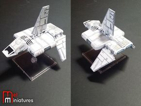 Sentinel Landing Craft 1/270 in White Strong & Flexible