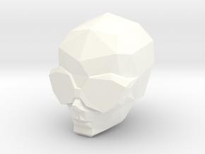 Player's avatar: Glasses. in White Processed Versatile Plastic