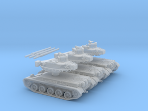 AMX-30E+30EM2-Z-x3-proto-01 in Smooth Fine Detail Plastic