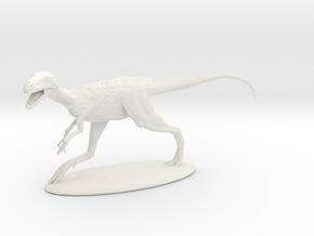 Eotyrannus 1:20 in White Natural Versatile Plastic