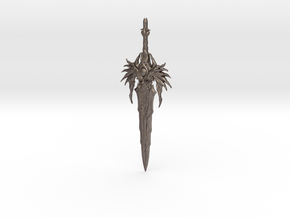 Soul Edge in Polished Bronzed Silver Steel