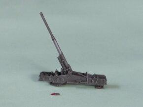 """M65 Gun """"Atomic Annie"""" solo 1/285 6mm in Smooth Fine Detail Plastic"""