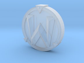 WoW Token in Smooth Fine Detail Plastic