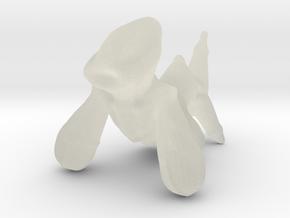 3DApp1-1427321783953 in Transparent Acrylic