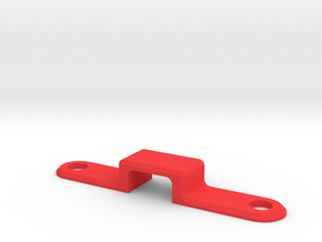 FPV Microphone  holder for ZMR250 in Red Strong & Flexible Polished