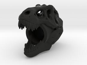 DinoHider - BarrelEnd 14mm CCW Airsoft in Black Natural Versatile Plastic
