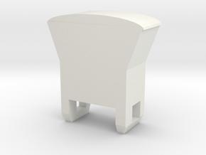 Mazda Light Switch v 3.1 in White Natural Versatile Plastic
