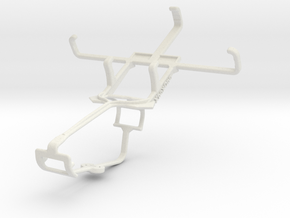 Controller mount for Xbox One & Alcatel One Touch  in White Natural Versatile Plastic