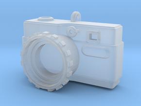 CameraPendant in Smooth Fine Detail Plastic